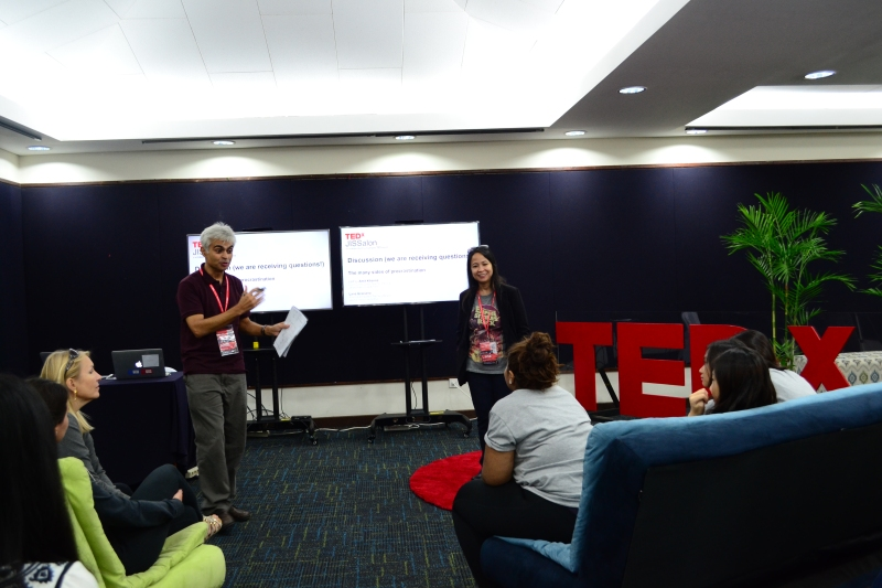 TEDxJIS Salon: Checkpoints I