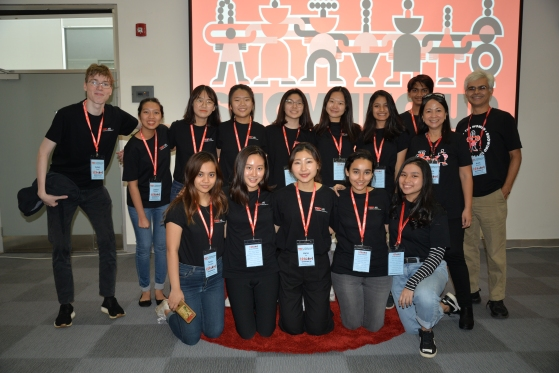 The TEDxJIS 2018-2019 Organizing Committee
