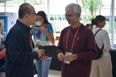Loyal TEDxJIS attendees