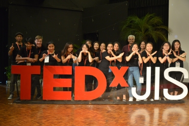 The TEDxJIS Organizing Committee
